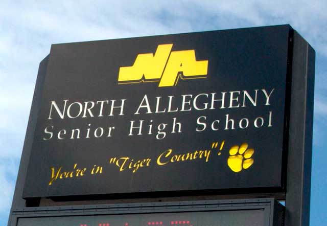North Allegheny Senior High School